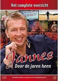 Cover Jannes - Door de jaren heen - Het complete overzicht [DVD]
